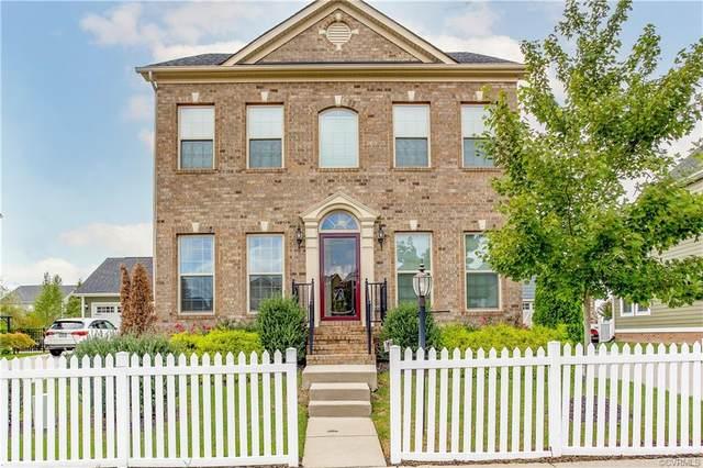 12149 Manor Glen Lane, Glen Allen, VA 23059 (MLS #2129347) :: EXIT First Realty