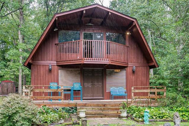 16387 Horseshoe Lane, Beaverdam, VA 23015 (MLS #2129355) :: Treehouse Realty VA