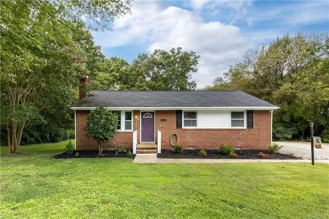 1208 Adkins Road, North Chesterfield, VA 23236 (MLS #2129358) :: Small & Associates