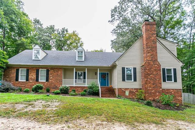 9252 Oak River Drive, Chesterfield, VA 23803 (MLS #2129392) :: Village Concepts Realty Group