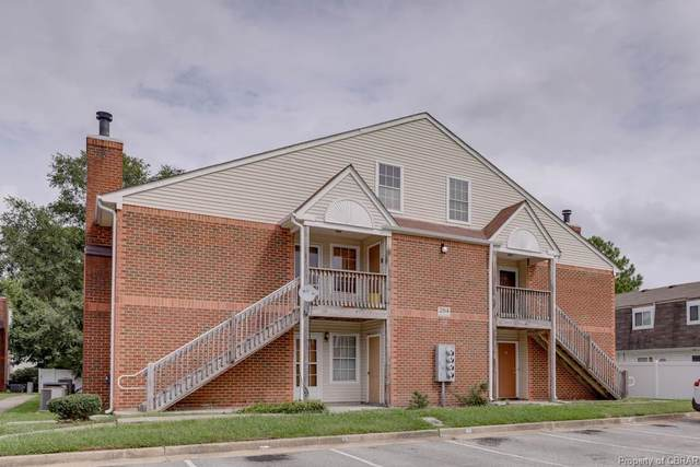 204 Quarter Trail G, Newport News, VA 23608 (MLS #2129422) :: Treehouse Realty VA