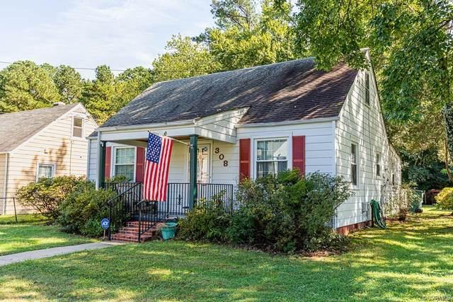 308 Defense Avenue, Sandston, VA 23150 (MLS #2129430) :: Village Concepts Realty Group