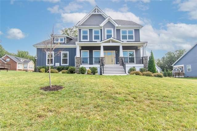 7455 Winding Jasmine Road, New Kent, VA 23141 (MLS #2129459) :: Treehouse Realty VA