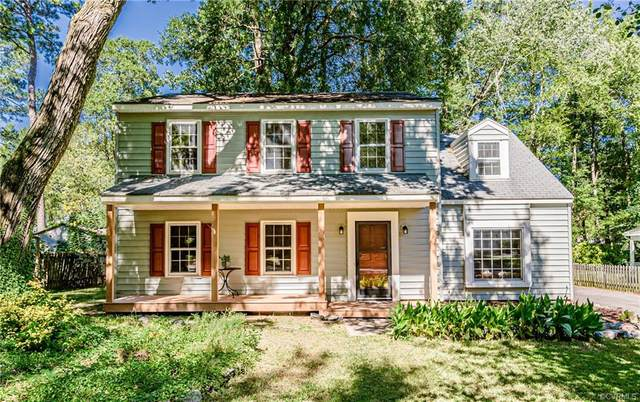 2118 Wrens Nest Road, North Chesterfield, VA 23235 (MLS #2129476) :: Village Concepts Realty Group