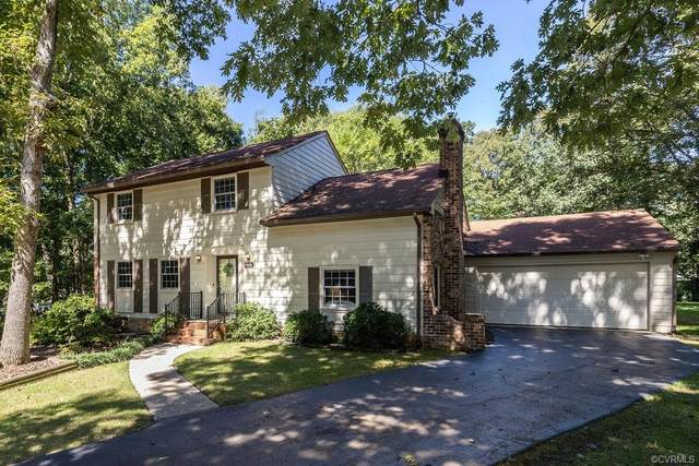 10218 Farmleigh Drive, North Chesterfield, VA 23235 (MLS #2129478) :: Small & Associates