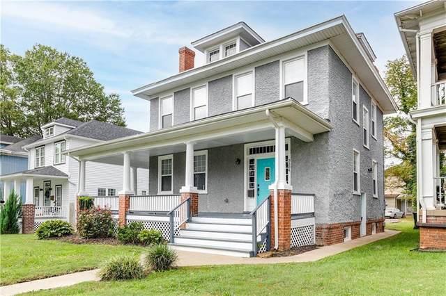3304 Hanes Avenue, Richmond, VA 23222 (MLS #2129480) :: Treehouse Realty VA