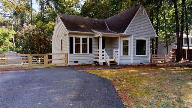 10203 Swinging Bridge Drive, Henrico, VA 23233 (MLS #2129482) :: EXIT First Realty