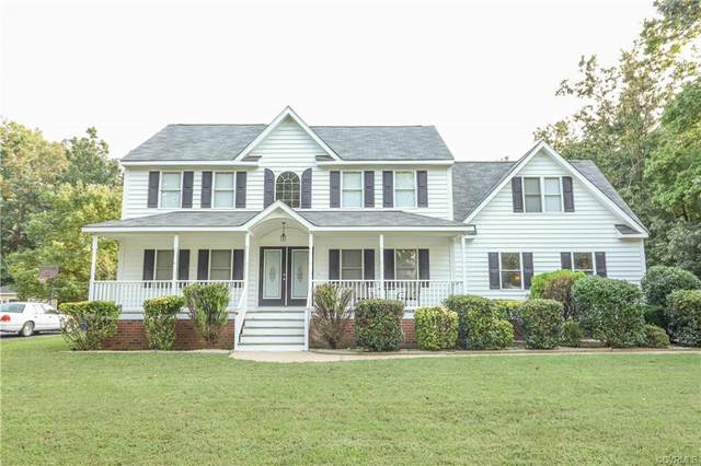 1101 Rockbasket Lane, Chesterfield, VA 23836 (MLS #2129489) :: Treehouse Realty VA