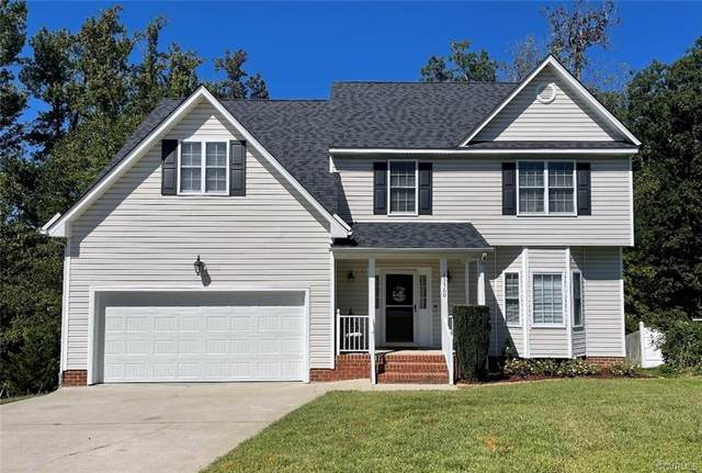 13760 Nile Road, Chesterfield, VA 23831 (MLS #2129495) :: EXIT First Realty