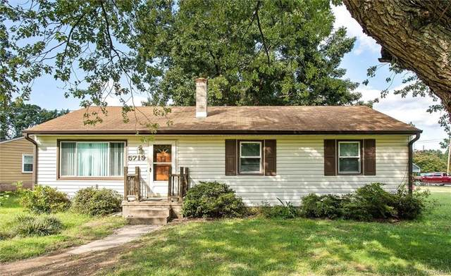 5719 Upp Street, North Chesterfield, VA 23234 (MLS #2129501) :: Treehouse Realty VA