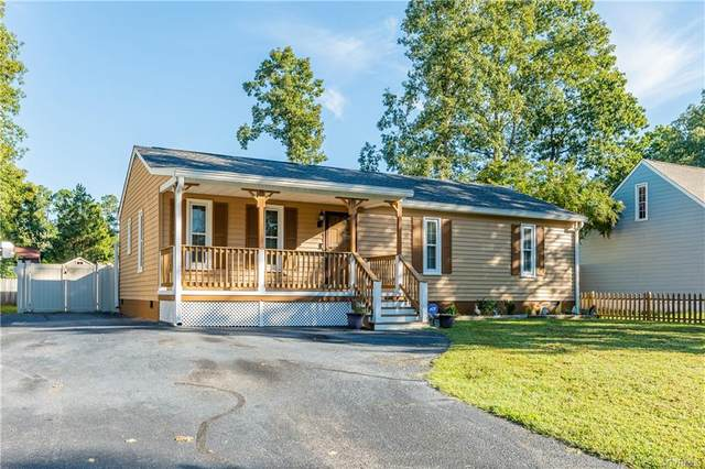 6324 Amasis Court, North Chesterfield, VA 23234 (MLS #2129505) :: Village Concepts Realty Group