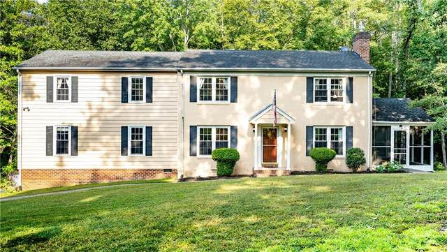 1996 Hunters Trail Court, Goochland, VA 23063 (MLS #2129507) :: Village Concepts Realty Group