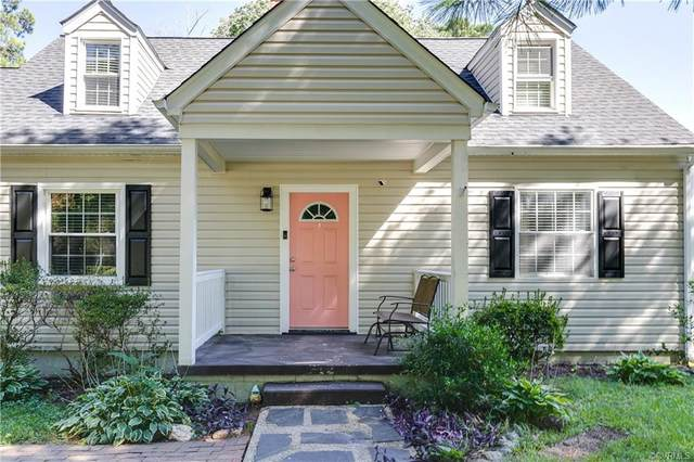 1001 Ruthers Road, North Chesterfield, VA 23235 (MLS #2129517) :: EXIT First Realty
