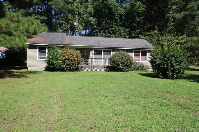 1217 Hallieford Road, Hallieford, VA 23068 (MLS #2129525) :: Treehouse Realty VA