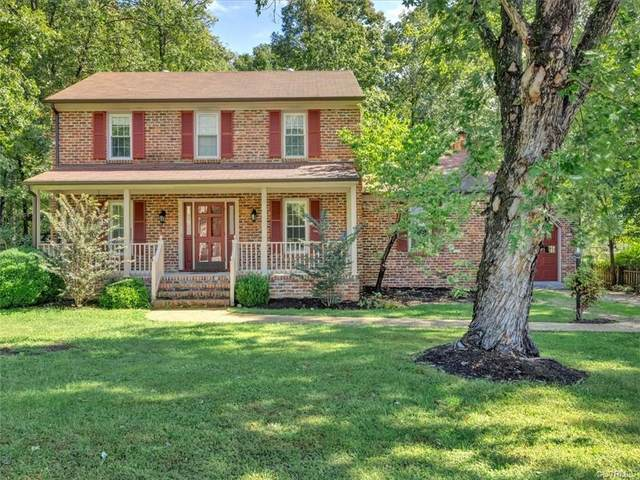 4025 Round Hill Drive, Chesterfield, VA 23832 (MLS #2129530) :: EXIT First Realty