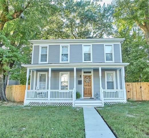 3416 Maryland Avenue, Richmond, VA 23222 (MLS #2129531) :: Village Concepts Realty Group