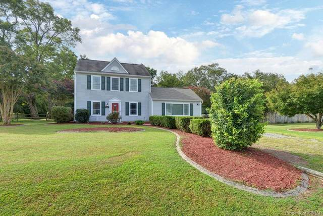 3455 Hollow Pond Road, Hayes, VA 23072 (MLS #2129537) :: Treehouse Realty VA