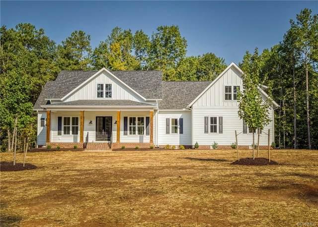2841 Maple Lake Circle, Powhatan, VA 23139 (MLS #2129541) :: Village Concepts Realty Group