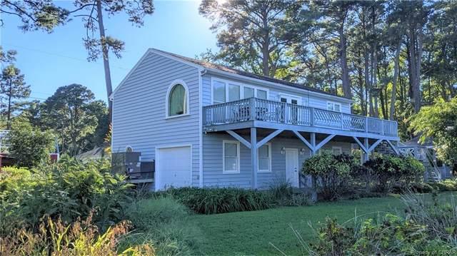 459 Chesapeake Drive, Gwynn, VA 23066 (MLS #2129546) :: Treehouse Realty VA