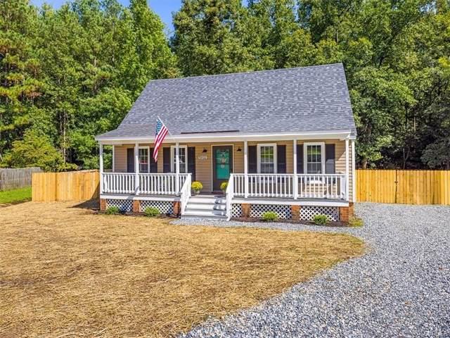 5102 White Pickett Lane, Chesterfield, VA 23237 (MLS #2129560) :: Treehouse Realty VA