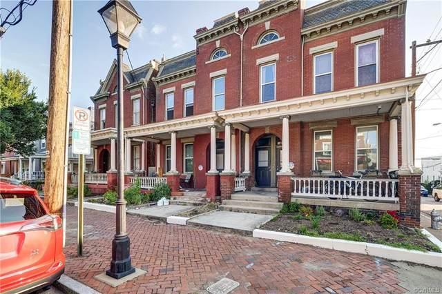 802 W Clay Street, Richmond, VA 23220 (MLS #2129565) :: Village Concepts Realty Group
