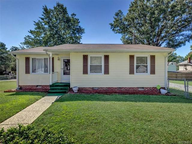 1409 Front Street, Richmond, VA 23222 (MLS #2129583) :: EXIT First Realty