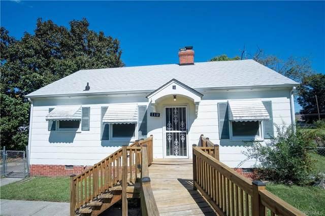 112 Montezuma Avenue, Henrico, VA 23223 (MLS #2129594) :: Small & Associates