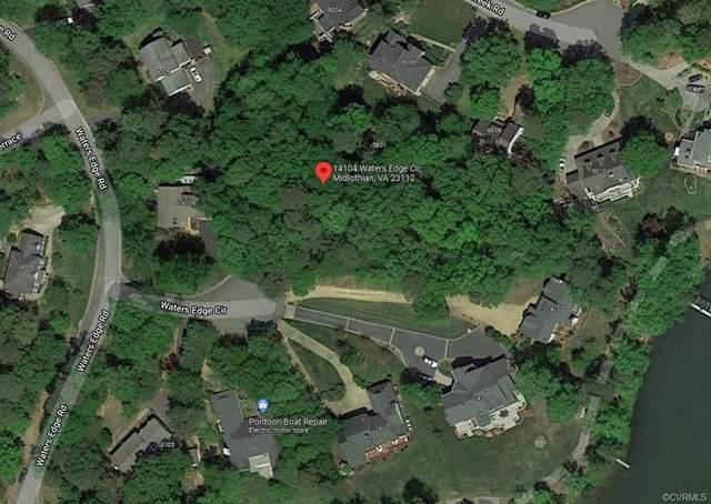 14104 Waters Edge Circle, Midlothian, VA 23112 (MLS #2129601) :: Small & Associates