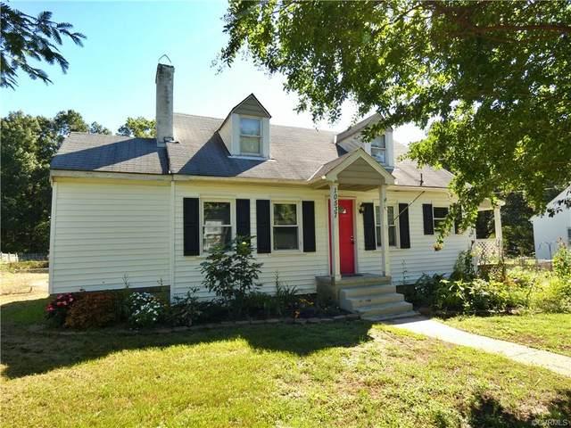 10537 Jordan Drive, Henrico, VA 23060 (MLS #2129622) :: Treehouse Realty VA