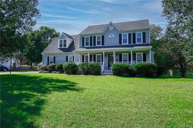 7349 Travellers Way, Mechanicsville, VA 23111 (MLS #2129635) :: Treehouse Realty VA