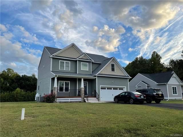 3521 Davis Glade Court, Quinton, VA 23141 (#2129647) :: The Bell Tower Real Estate Team