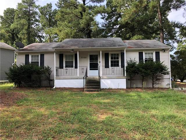 7300 Hilmar Drive, Chesterfield, VA 23234 (MLS #2129677) :: Village Concepts Realty Group