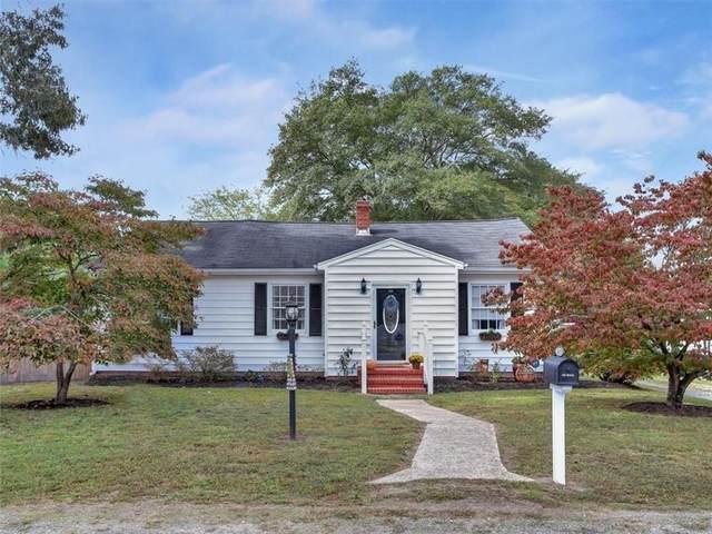 4112 Cedar Heart Lane, Petersburg, VA 23803 (MLS #2129688) :: Village Concepts Realty Group