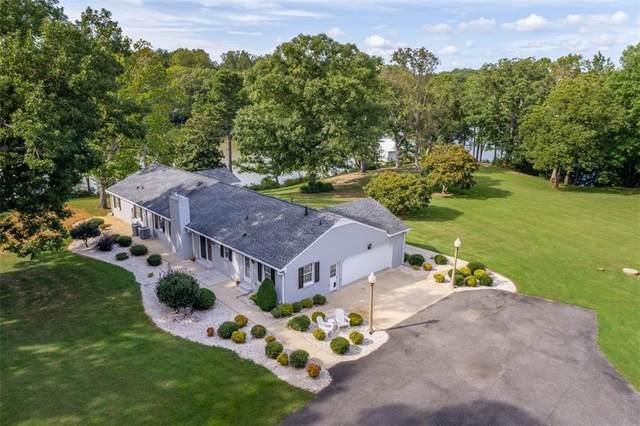 645 Blue Barn Road, Wake, VA 23176 (MLS #2129723) :: Village Concepts Realty Group