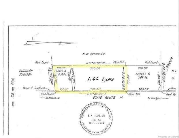 14 & 198 Buckley Hall Road, Mathews, VA 23109 (MLS #2129724) :: Blake and Ali Poore Team