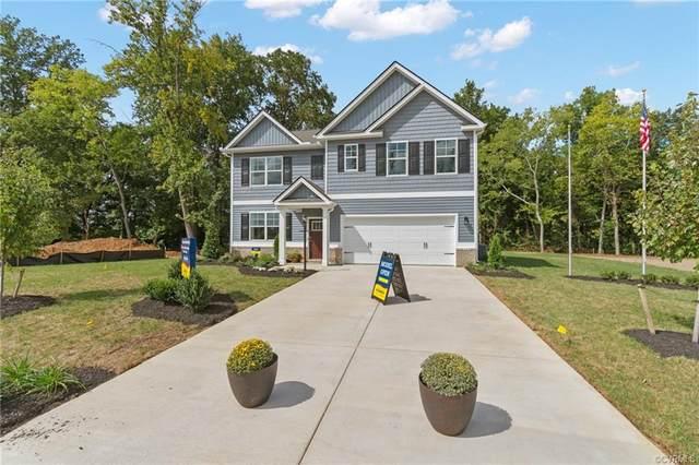 7861 Lovegrass Terrace, New Kent, VA 23124 (#2129811) :: The Bell Tower Real Estate Team