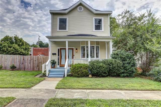 3325 Maryland Avenue, Richmond, VA 23222 (MLS #2129845) :: Treehouse Realty VA
