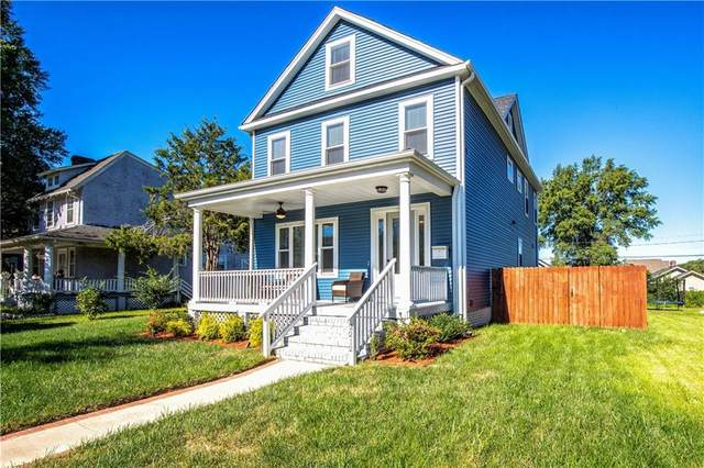 2212 2nd Avenue, Richmond, VA 23222 (MLS #2129935) :: Treehouse Realty VA