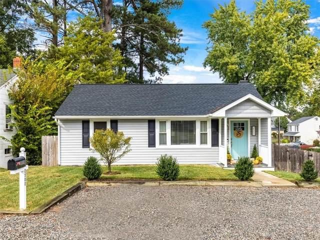 2500 Irisdale Avenue, Henrico, VA 23228 (MLS #2129950) :: Treehouse Realty VA