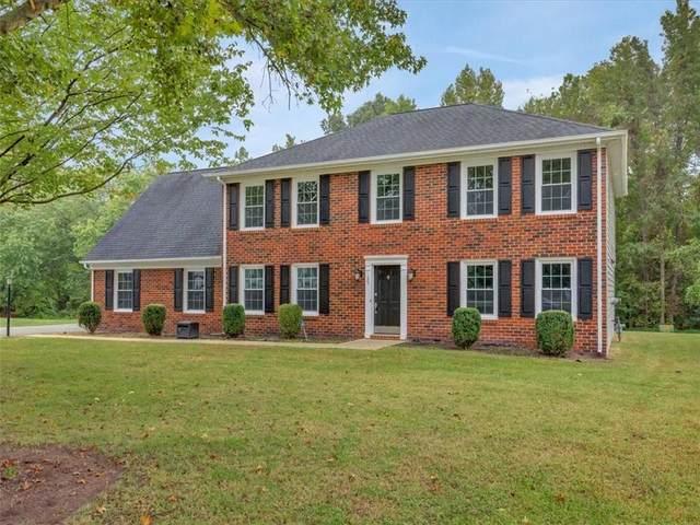 137 Wilkinson Estates Drive, Henrico, VA 23227 (MLS #2130000) :: Village Concepts Realty Group