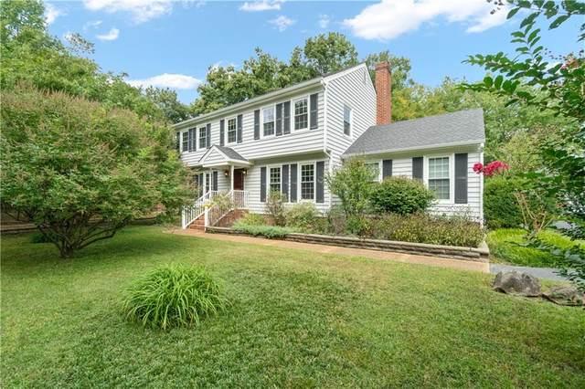 1616 Swinton Lane, Henrico, VA 23238 (MLS #2130021) :: Treehouse Realty VA