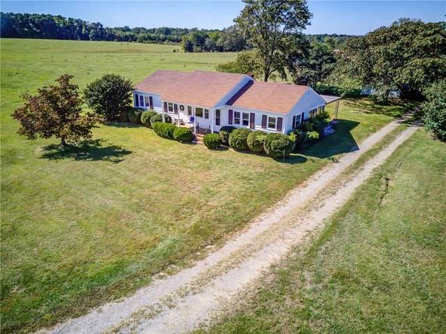 121 John Randolph Road, Cumberland, VA 23901 (MLS #2130029) :: Village Concepts Realty Group