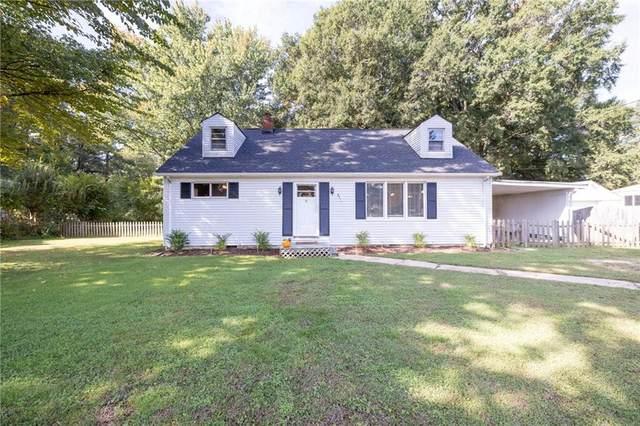 8517 Shady Grove Road, Mechanicsville, VA 23116 (MLS #2130054) :: Village Concepts Realty Group