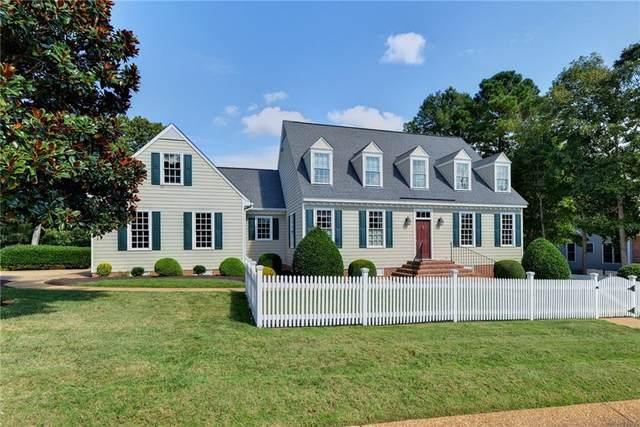 201 Portstewart, Williamsburg, VA 23188 (MLS #2130068) :: Treehouse Realty VA