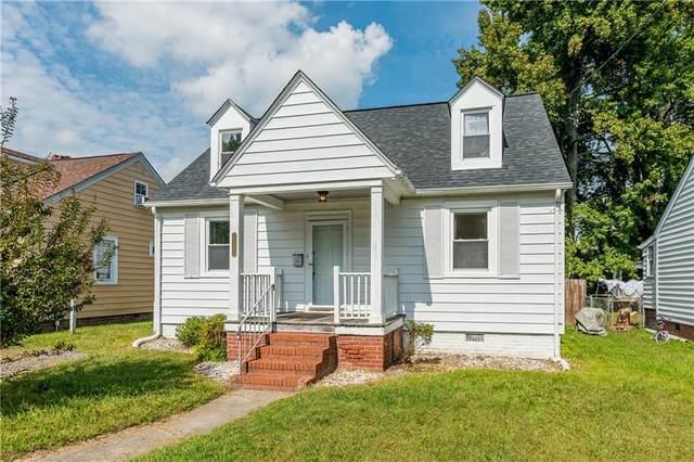 2122 Clarke Street, Henrico, VA 23228 (MLS #2130069) :: EXIT First Realty