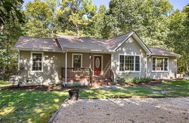 6086 Cedar Fork Road, Ruther Glen, VA 22546 (MLS #2130127) :: Village Concepts Realty Group
