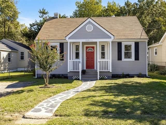 5211 Bloomingdale Avenue, Henrico, VA 23228 (MLS #2130149) :: Treehouse Realty VA