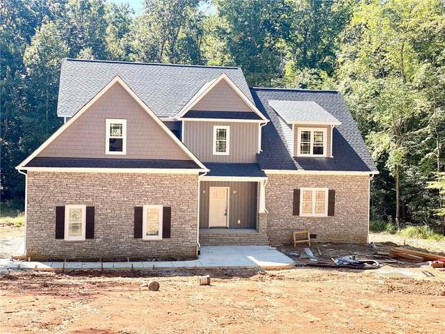 1575 Ole Bert Drive, Powhatan, VA 23139 (MLS #2130162) :: Village Concepts Realty Group