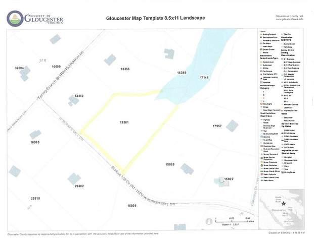 00 Burkes Mill Drive, Dutton, VA 23128 (MLS #2130174) :: Treehouse Realty VA