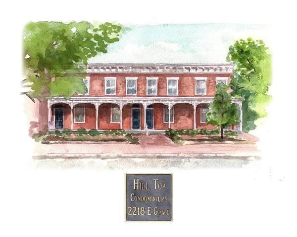 2218 E Grace Street #202, Richmond, VA 23223 (MLS #2130196) :: The Redux Group